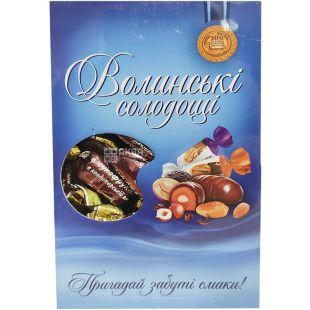 Волынские сладости, 500 г, Набор конфет, Ностальгия с сухофруктами