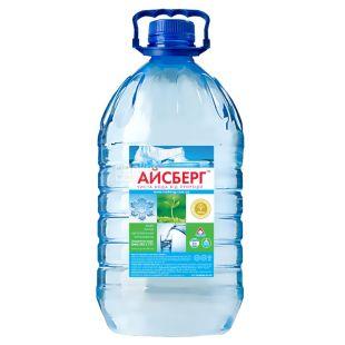 Iceberg Water 6 liters, non-carbonated, PET, PAT