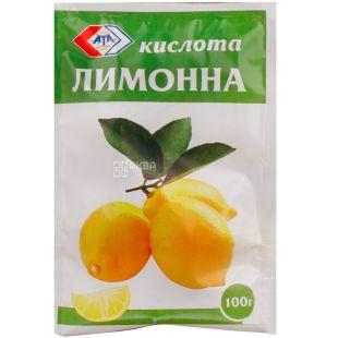 АТА, 100 г, Лимонная кислота