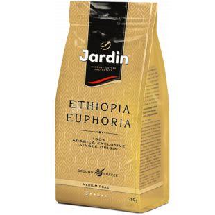 Jardin Ethiopia Euphoria, 250 g, Coffee Jardin Ethiopia Euphoria, medium roast, ground