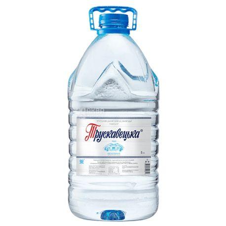 Трускавецька Нафтуся, 5 л, Вода мінеральна негазована, ПЕТ