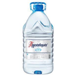 Трускавецкая, 5 л, негазированная вода, Нафтуся, ПЭТ