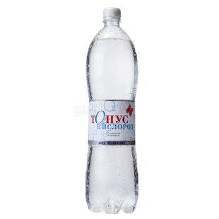 Kuyalnik, 1.5 l, Non-carbonated water, Tonus-Oxygen, PET, PAT