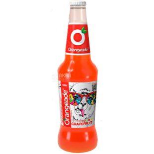 Orangeade Grapefruit, 0,33 л, Напиток слабогазированный, грейпфрут
