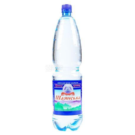 Шаянская, 1,5 л, Вода сильногазированная, ПЭТ