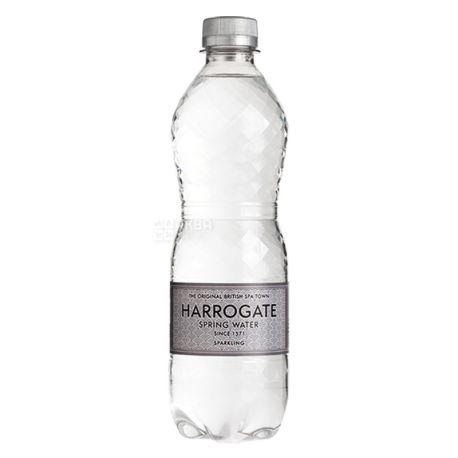 Harrogate, 0,5 л, Вода газированная, Минеральная, ПЭТ