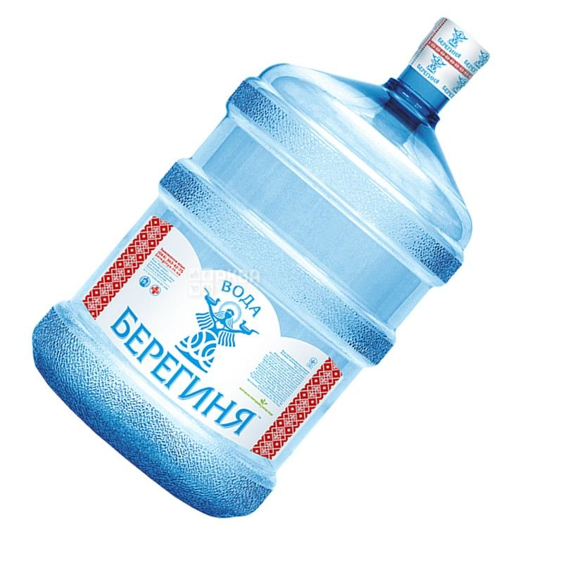 Берегиня Йодированная питьевая вода, 18,9 л