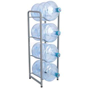 ViO AD-3, Подставка металлическая, сборная, для 4-х бутылей