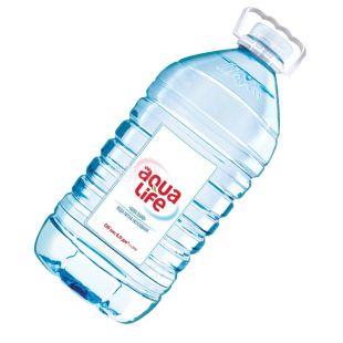 AquaLife, 6 л, Негазированная вода, ПЭТ