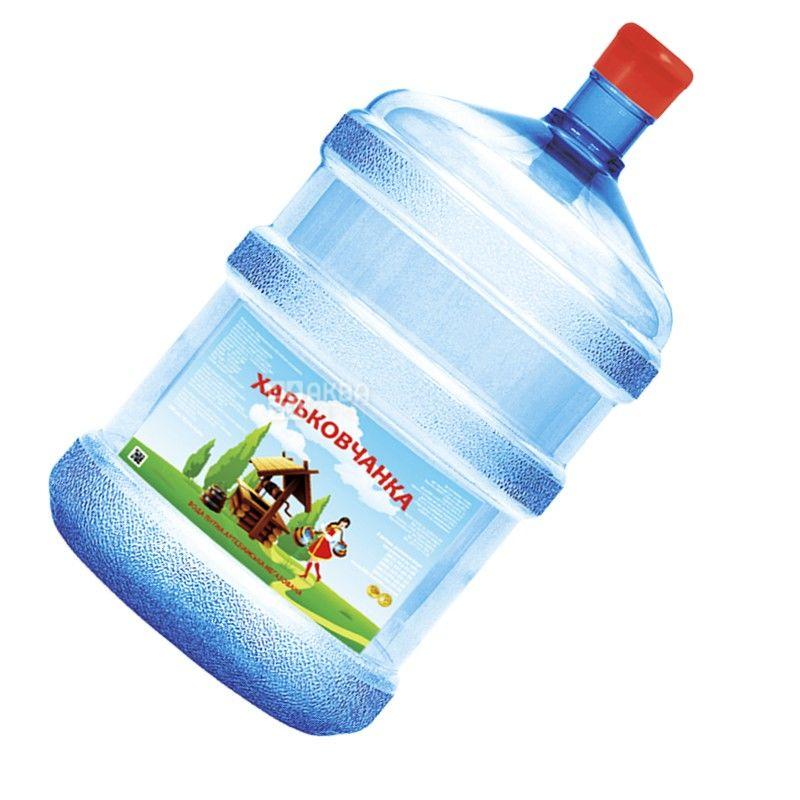 Вода питьевая 19 л, Харьковчанка
