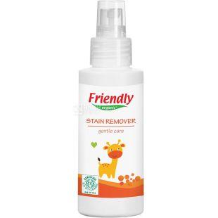 Friendly Organic, 100 мл, Засіб від плям і запаху з киснем, органічний