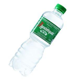 Truskavets, 0.5 l, lightly carbonated water, Naftusya, PET, PAT