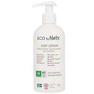 Eco by Naty, 200 мл, Гель для купання дитячий, органічний