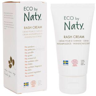 Eco by Naty, 50 мл, Крем дитячий, органічний