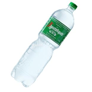 Truskavets, 1.5 l, slightly carbonated water, Naftusya, PET, PAT