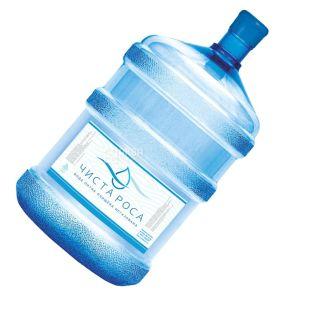 Вода 18,9 л, Чистая Роса
