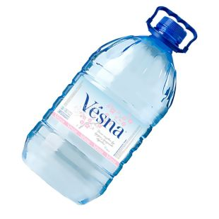 Вода Vesna, 6 л, Вода негазированная, ПЭТ