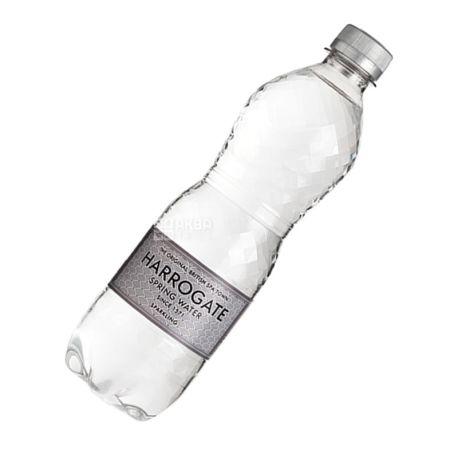 Harrogate, 0,5 л, Вода газована, Мінеральна, ПЕТ, ПЕТ