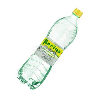 Регіна, 1,5 л, Вода негазована, Мінеральна, ПЕТ