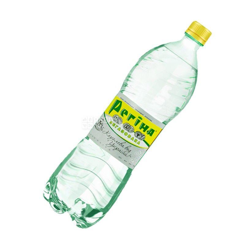 Регина, 1,5 л, Вода негазированная, Минеральная, ПЭТ