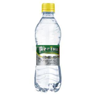 Регіна, 0,33 л, Вода слабогазована, Мінеральна, ПЕТ