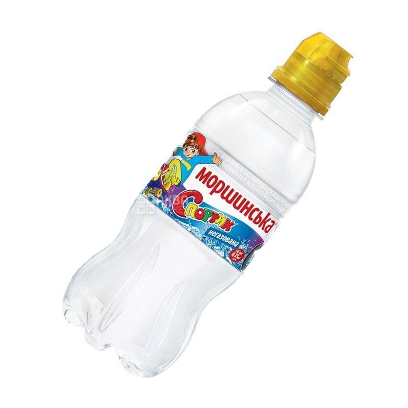 Моршинская Спортик, Вода Детская негазированная, 0,33 л