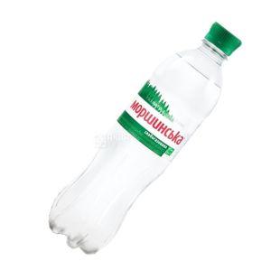 Morshynska, 0.5 l, Lightly carbonated water, PET, PAT