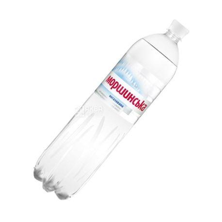 Моршинская, 1,5 л, Вода негазированная, ПЭТ