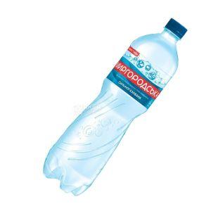 Миргородская, 1,5 л, сильногазированная вода, ПЭТ