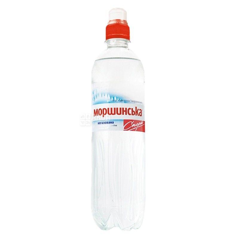 Моршинская, 0,75 л, Вода негазированная, Спорт, ПЭТ