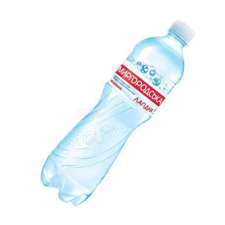 Миргородская, 0,5 л, Вода негазированная, Минеральная, Лагидна, ПЭТ