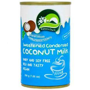 Natures Charm, 200 g, Condensed coconut milk, vegan