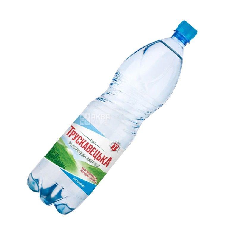 Трускавецкая Аква-Эко, Вода минеральная негазированная, 1,5 л