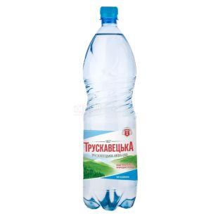 Трускавецкая, 1,5 л, негазированная вода, ПЭТ