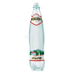 Borjomi, 0,75 л, Вода сильногазована, Мінеральна, ПЕТ