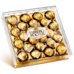 Ferrero Rocher, 300 г, Ферреро, Набор конфет