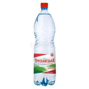 Трускавецкая, 1,5 л, газированная вода, ПЭТ