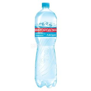 Миргородская Лагидна, Вода минеральная слабогазированная, 1,5 л