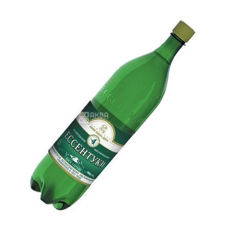 Єсентуки-4, 1,5 л, Вода мінеральна газована, ПЕТ