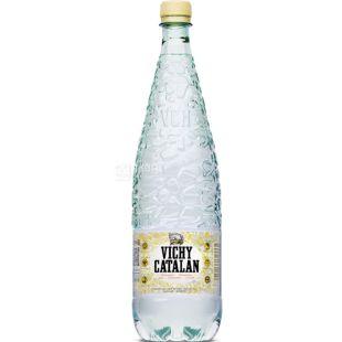 Vichy Catalan, 1,2 л, Вода Вичи Каталан, минеральная газированная, ПЭТ