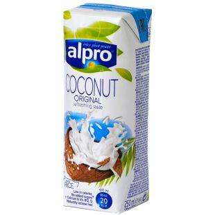 Alpro Coconut, Alpro Coconut Milk, 250 ml