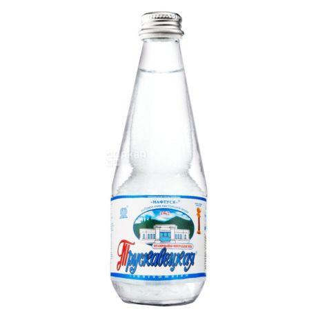 Трускавецкая Нафтуся, 0,33 л, Вода минеральная негазированная, стекло