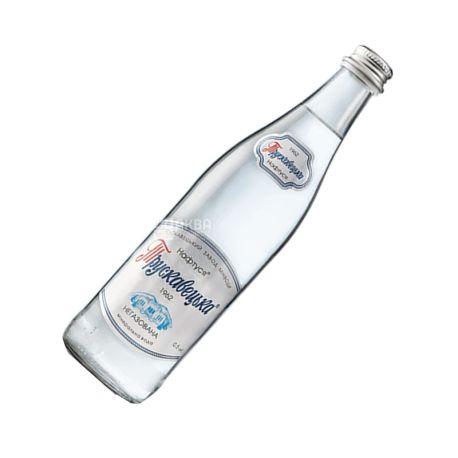 Трускавецька Нафтуся, 0,5 л, Вода негазована, скло