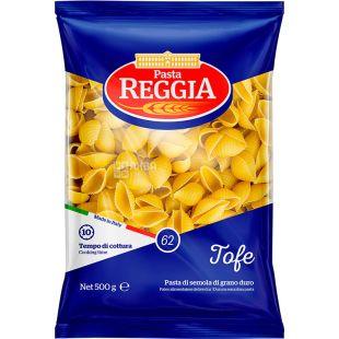 Pasta Reggia, Tofe No. 62, 500 g, Pasta Pasta Reggia, Tofe