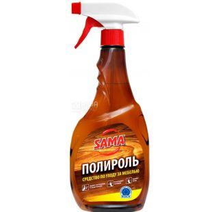 Sama, 500 ml, Furniture polish