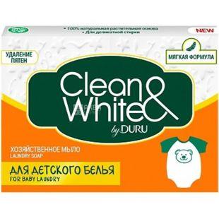 Duru, Laundry soap, for children's underwear, 4x125 g