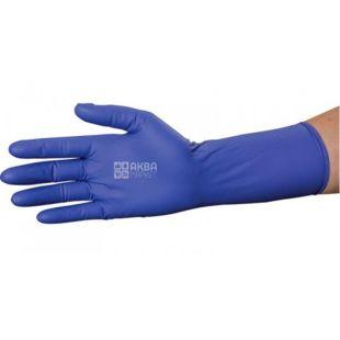 Cobalt Basic-Plus, 200 pcs., Non-sterile nitrile gloves, non-dusting, blue, Size L