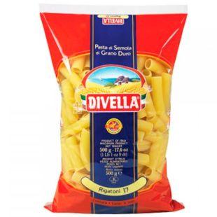 Divella Rigatoni, 500 g, Pasta Divella Rigatoni