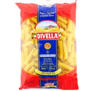 Divella Elicoidali No. 22, 500 g, Pasta Divella Elikoidali