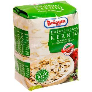 Bruggen Haferflocken Kernig, 500 g, Oatmeal porridge